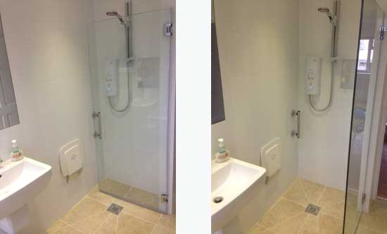 Space Saving Ward Brothers Bathrooms Ltd
